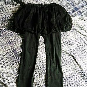 Circo Bottoms - Skirted leggings